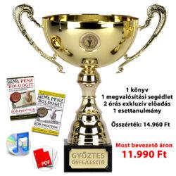 Győztes célmegvalósítók csomagja - AJÁNDÉK
