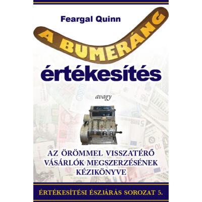 Feargal Quinn: Bumeráng Értékesítés