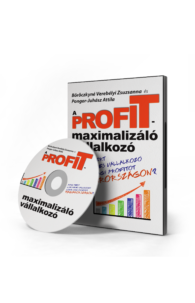 Böröczkyné Verebélyi Zsuzsanna és Pongor-Juhász Attila: A profitmaximalizáló vállalkozó hangoskönyv