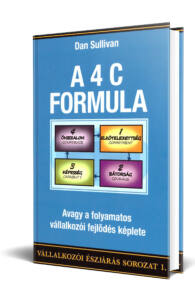 Dan Sullivan: A 4C formula