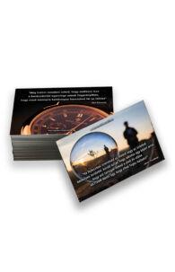 Motivációs Idézetkártya - 6 darabos