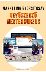 PJA Marketing Gyorsítósáv - Vevőszerző Mesterkurzus