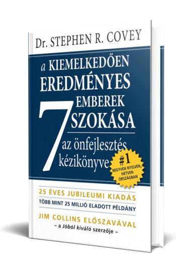 Stephen R. Covey: Kiemelkedően eredményes emberek 7 szokása