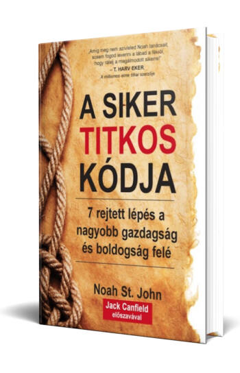 Noah St. John: A siker titkos kódja