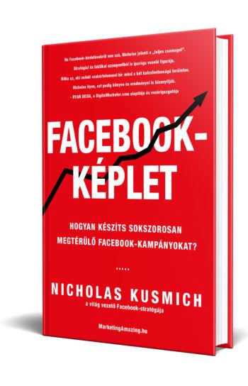 Nicholas Kusmich: Facebook-képlet