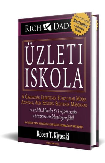 Robert T. Kiyosaki - Üzleti iskola II.