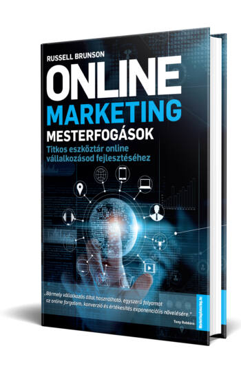 Russell Brunson: Online marketing mesterfogások