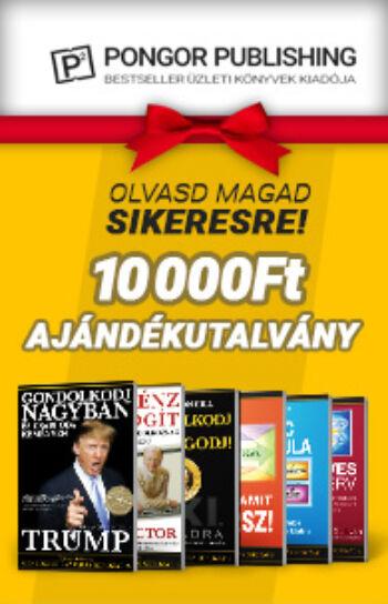 10000 Forintos Ajándékutalvány