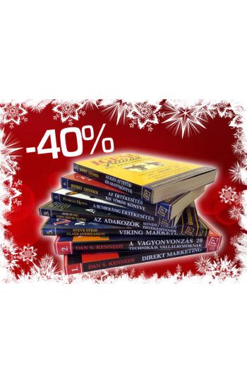 2. - Értékesítés és marketing gyorstalpaló könyvcsomag