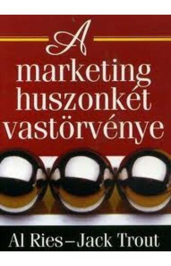 Ries-Trout: A marketing 22 vastörvénye