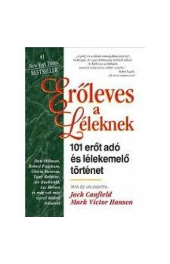 Jack Canfield, Mark Victor Hansen: Erőleves a léleknek - 101 erőt adó történet